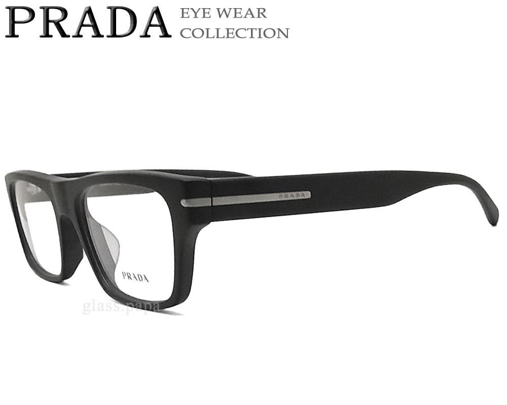 glasspapa | Rakuten Global Market: Prada glasses PRADA VPR18RF-1BO ...