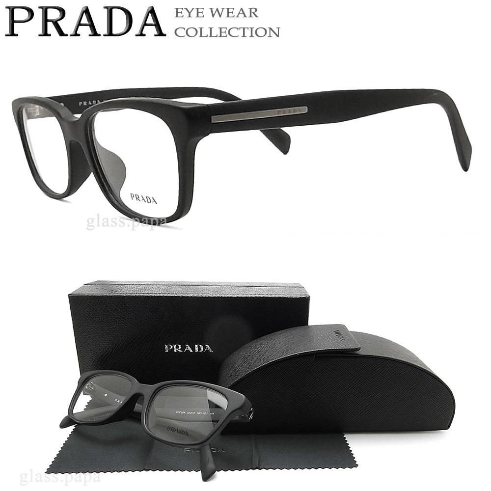 a3af13295e Glasspapa Prada Glasses Vpr26r 1bo Eyeglasses Brand Ita. Prada Men S Eyeglasses  Vps 01g 01 G Full Rim ...