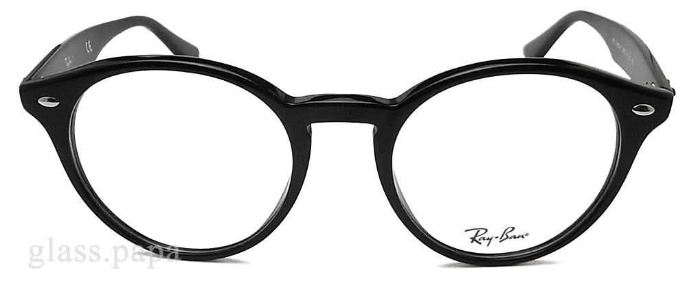 5d44d6307c Ray Ban glasses RayBan RB 2180VF-2000 Eyewear brand ITA glasses with black  men s cell glasspapa