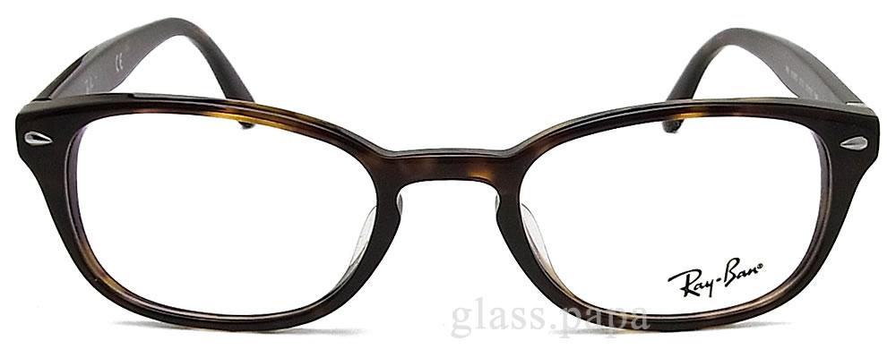 雷斑眼镜RayBan RB5209D-2012(RX5209D-2012)尺寸50眼镜名牌没镜片的眼镜度从属于的dakuhabanamenzu·女士格子glasspapa