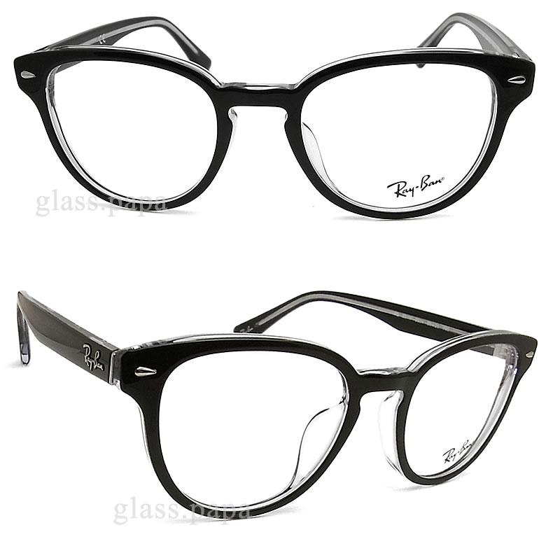雷斑眼镜RayBan RB5311F-2034尺寸50眼镜名牌没镜片的眼镜度从属于的黑色人·女士格子glasspapa