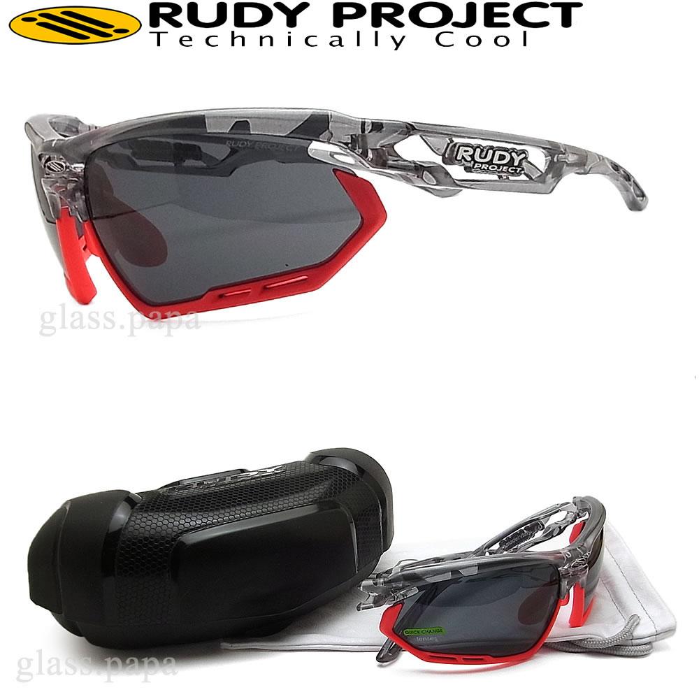 RUDY PROJECT ルディプロジェクト サングラス 【FOTONYK フォトニック】 SP451002-S0000 スポーツ ゴルフ ランニング サイクル アウトドア