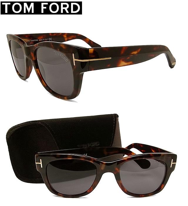 トムフォード サングラス TOMFORD TF0058-182 【送料無料・代引手数料無料】【ハバナ】【イタリア製】