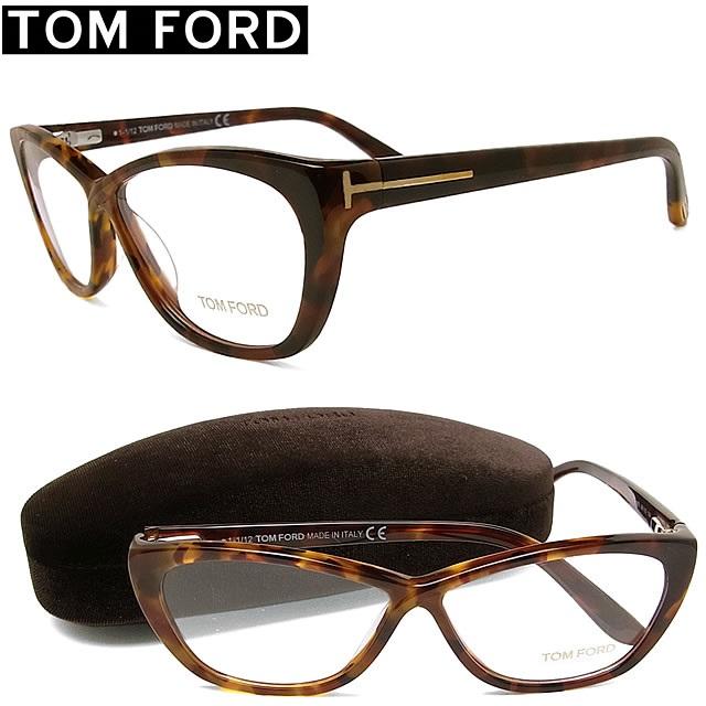 トムフォード メガネ TOMFORD TF5227-052 【送料無料・代引手数料無料】 セル 眼鏡 ブランド 伊達メガネ 度付き ハバナ メンズ【新品・正規品】 【イタリア製】