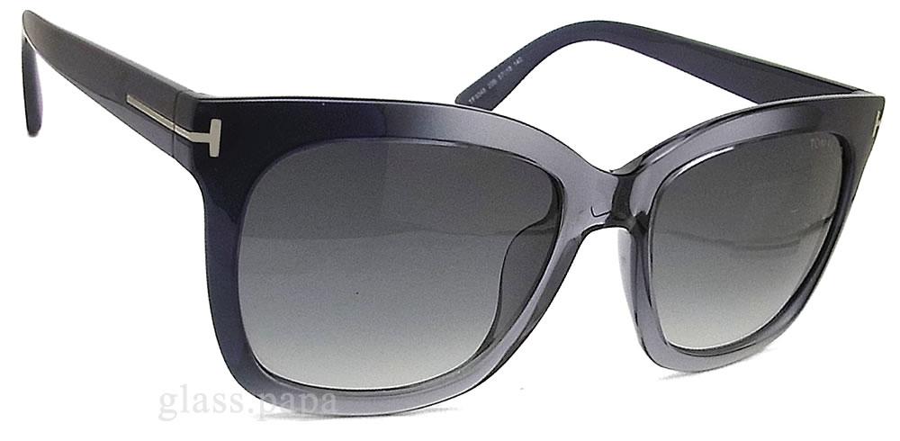 汤姆福特太阳眼镜TOMFORD TF9348-20B glasspapa