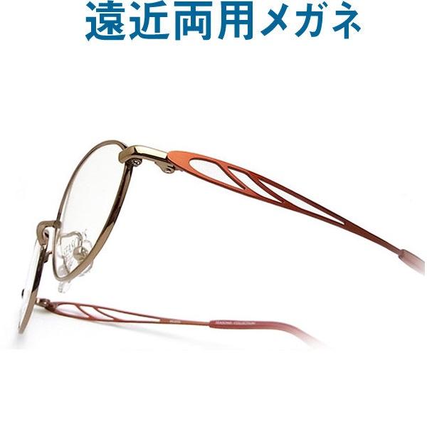 30代の頃に戻るメガネ お洒落な遠近両用メガネ《安心のSEIKO・HOYAレンズ使用》SEASONS 203C1 女性用めがね 老眼鏡の度数でご注文下さい 近くも見える伊達眼鏡 普通サイズ 日本製