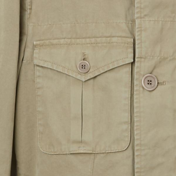 サファリコート[ ASPESI / アスペジ ]イタリア製 メンズ ジャケット コート [JA][]