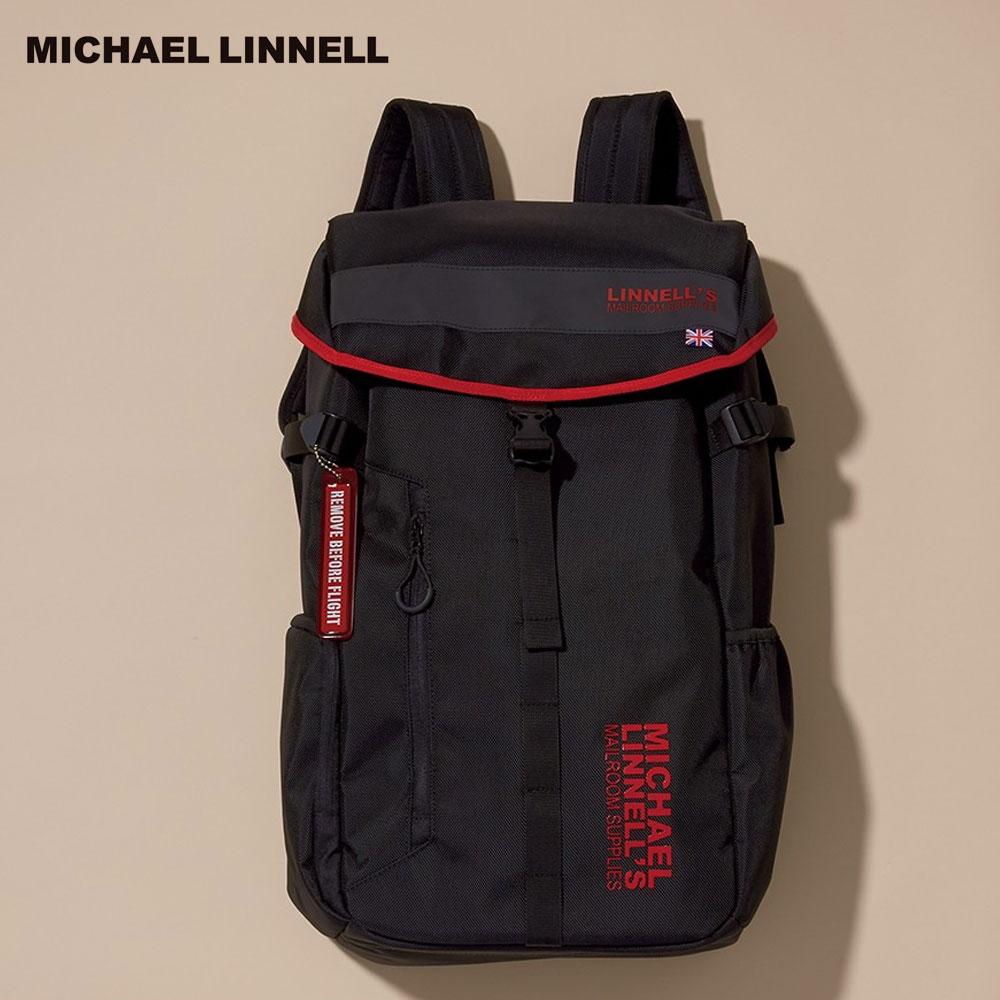 メンズ リュックサック バックパック 大容量 ビックバックパック 30リットル 大容量[MICHAEL LINNELL'S / マイケルリンネル]バッグ イギリス 英国 旅行 耐久性[JA][送料無料]