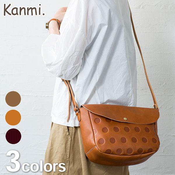 [2018春夏新作] Kanmi. /カンミ キャンディ ショルダーバッグ B18-82 [ショルダーバッグ]