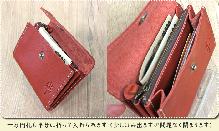 Drop Tree Mini-Wallets [Wallet] [Drop-Tree Series] [Kanmi.] [10P24Jan13]