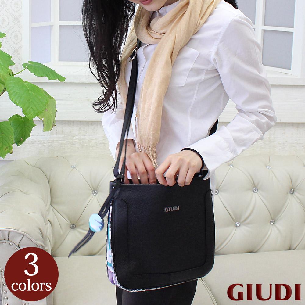 [送料無料]イタリア製レディースエクスパンダブルショルダーバッグ GIUDI ジウディ[プレゼント クリスマス 彼女 誕生日 本革 レザー ショルダーバッグ 本皮バッグ かわいい 可愛い おしゃれ レディースバッグ バッグ] グレンフィールド