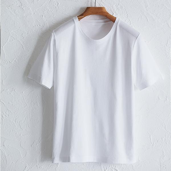 db75f0b3fe Diorama men crew neck T-shirt [smoothday/ mousse day] [plain fabric T solid  T-shirt smooth high quality birthday present] [JA]