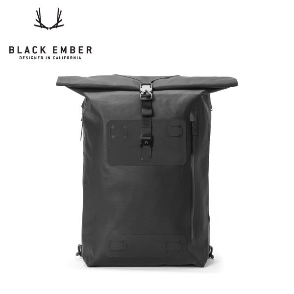 WPRT Minimal Pack 368610161 ロールトップ バックパック [BLACK EMBER /ブラックエンバー]リュックサック バッグ カスタマイズ[送料無料]