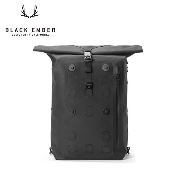 WPRT Modular Pack 368610171 ロールトップ バックパック [BLACK EMBER /ブラックエンバー]リュックサック バッグ カスタマイズ[送料無料]