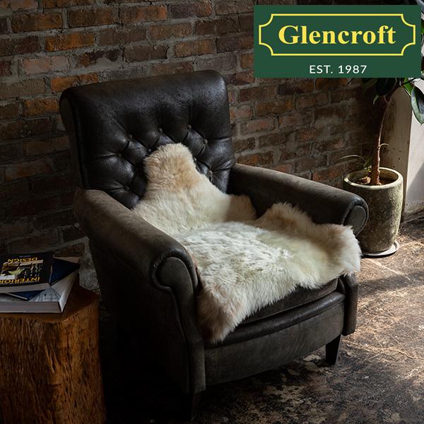 英国製羊が一匹のラグ [送料無料]