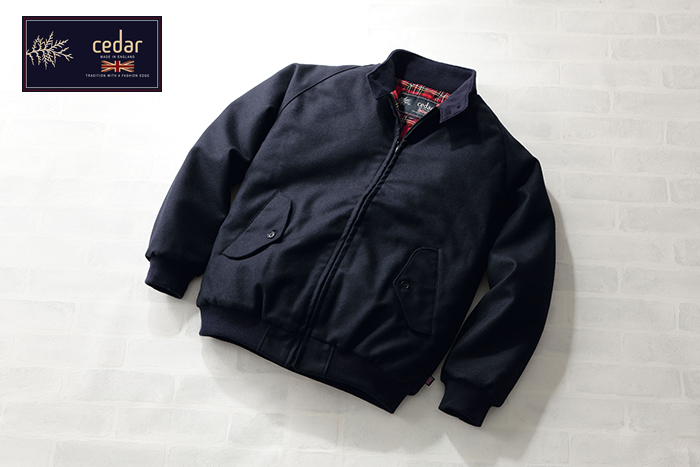 United Kingdom-Melton Harrington jacket