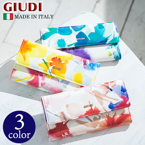 Ladys Floral Design Young Man Wallet GIUDI DiWoody The Pretty Stylish Birthday Present Which A Giftwrapping Gift She Genuine