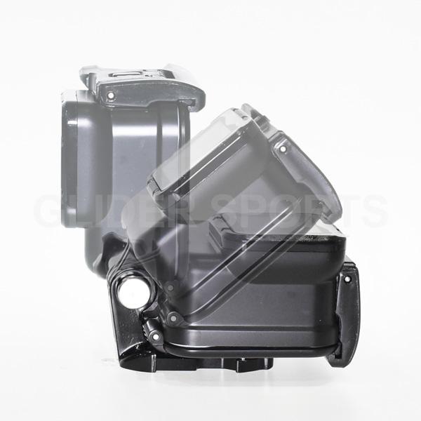 用 ゴープロ アクセサリー 用 GoPro (go200blk) ブラック 防水