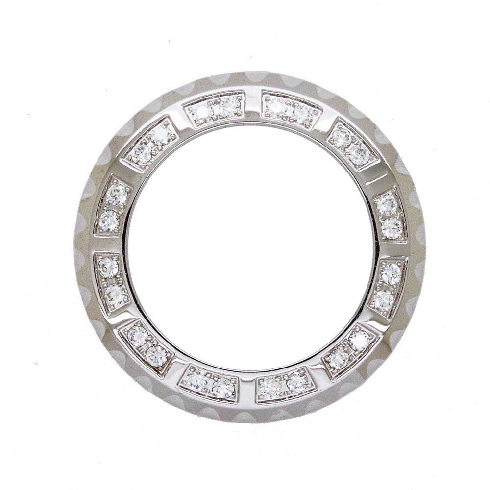 シャネル(CHANEL)J12 ジェイトゥエルヴ 33mm用 ラージダイヤモンドベゼル〔腕時計〕〔VSクラス〕〔ダイヤベゼル〕〔レディース〕〔新品〕
