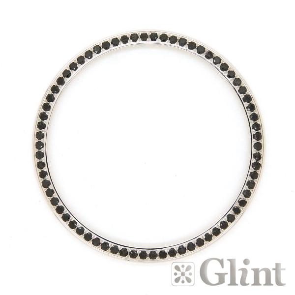 CURTIS&Co.(カーティス)BIG TIME WORLD ビッグタイムワールド57mm(W4シリーズ)専用ブラックダイヤモンドベゼル〔展示品〕〔純正品〕〔腕時計〕