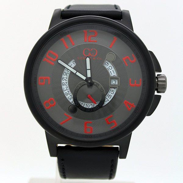 CURTIS&Co(カーティス)BIG TIME HAPPY HOUR 54mm(Black) カーティス ビックタイムハッピーアワー54mm【腕時計】