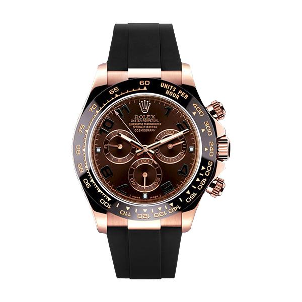 高級時計をカジュアルにROLEXデイトナ専用のラバーベルト 日時指定 ラバーB RUBBERB ロレックス ROLEX セール特価 デイトナ ブラック DAYTONA 革ストラップ 116515LN ※時計は付属しません 専用ラバーベルト