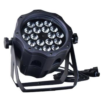 防水 LEDPAR64 RGBW+A/18灯×15W/5in1
