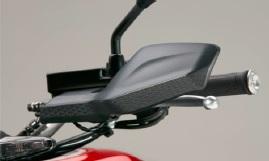 【送料無料】【ホンダ純正】 VFR800X17年モデル ナックルガード(左右セット) VFR800X(RC80)【08P70MJMD40】【HONDA】