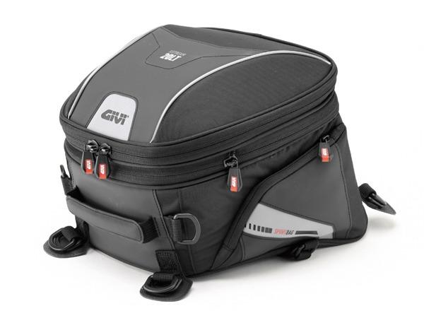 【送料無料】【デイトナ(DAYTONA)】 GIVI(ジビ) シートバッグ XSTREAM /容量20L XS313 91365 【ハードケースで定評のあるGIVIのシートバッグ】