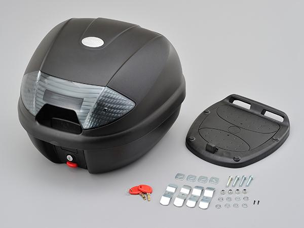 【送料無料】【デイトナ(DAYTONA)】 GIVI製 モノロックケース未塗装ブラック K30N2 スモークレンズ GIVI製 95676 【デイトナオリジナル】