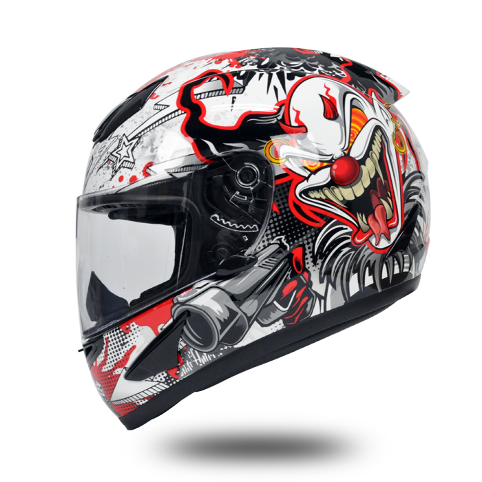 【THH】 フルフェイス ヘルメット [TS-41] JOKER2 / ジョーカー2 ピンロック対応【PSC SG規格認証・全排気量対応】 THH日本総代理店販売