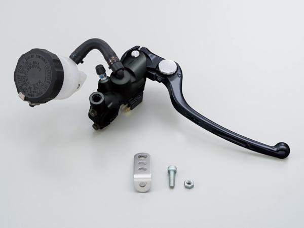 【NISSIN(ニッシン)】 ラジアルブレーキマスターφ19 ブラック/ブラック 79883 【ダイレクトな操作感が魅力の縦型ラジアル】