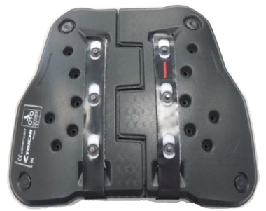 【送料無料】【ホンダ(HONDA)】 Honda X RSタイチコラボ テクセルチェストプロテクターセパレート(ボタンタイプ) 本体のみ 【0SYTP-Y9D-KF】