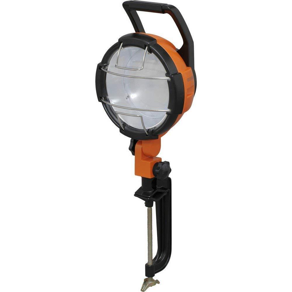 【送料無料】ガレージでの作業の照明に 【4967576310932】【送料無料】【アイリスオーヤマ】 3000ルーメン LEDワークライト LWT-3000C 投光器 作業灯 防雨型 屋内・屋外兼用 クランプライト 【ガレージでの作業の照明に】