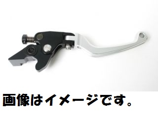 【送料無料】【アクティブ(ACTIVE)】 可倒式 ショートレバー ビレットレバー STDタイプ [ブレーキ] ショートレバー ブラック×シルバー CB1300SF 03-11/SB 05-11/ST 11(ABS付車可)/CB1100 10/HORNET600 07-08 1107246 【純正より細かくワイドに位置調節が可能。】