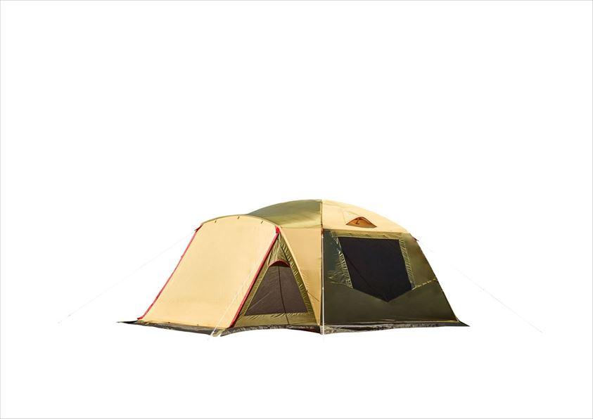 【送料無料】【OGAWA CAMPAL(小川キャンパル)】 ogawa(オガワ) ドーム型 AIRE(アイレ) 6人用 2658 オートキャンプ  【ファミリーキャンプに】