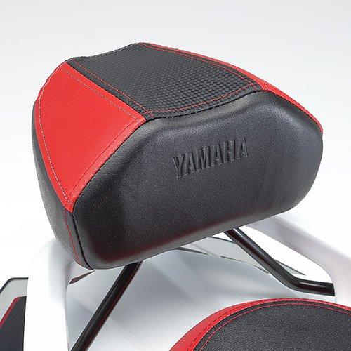 【ヤマハ(YAMAHA)】 11月発売予定 19年モデル シグナスX(B8S)用バックレストキット Q5K-YSK-119-E01  【q5kysk119e01】