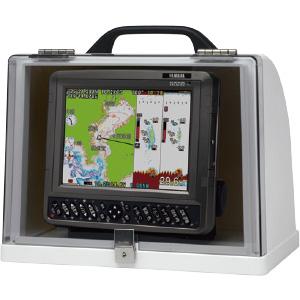 【HONDEX】 GB01 魚探ボックス 移動(持ち運び)I型 YFHシリーズ用オプションパーツ 魚探オプション 【Q8THDK001002】