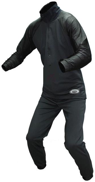 【送料無料】【デグナー(DEGNER)】 インナースーツウィンター ブラック INW-8 【これ一枚で重ね着による着ぶくれからライダーを解放し、冬のライディングを快適に [INW-8]】