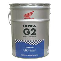 【ホンダ純正】 4サイクルオイル ウルトラG2 20リットル 10W-40【 08233-99967 】【Honda】