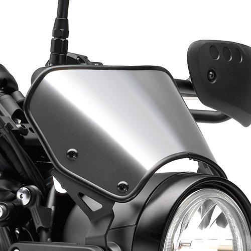 【ヤマハ純正】【代引不可】 フロントナンバープレート  ワイズギア YAMAHA Genuine Parts XSR700【Q5K-YSK-112-R02】