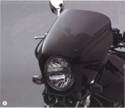【Fanks】 ビキニカウル ブラック CB1300スーパーフォア 【 0SK-ZX-MFP21 】【Fanks】