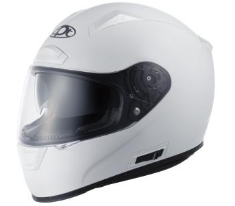 【送料無料】【岡田商事】  Ceptoo CRF フルフェイスヘルメット(パールホワイト) 【CRF-01】 セプトゥー 【M, L, XLサイズ】
