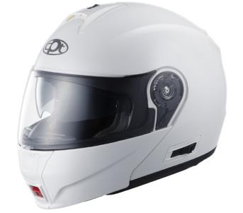 【送料無料】【岡田商事】  Ceptoo CPS インナーサンシェード付システムヘルメット(パールホワイト) 【CPS-01】 セプトゥー 【M, L, XLサイズ】