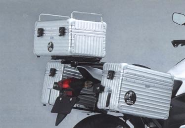 【送料無料】【Honda社外品】【HEPCO&BECKER】 ALU EXCLUSIV トップケース+サイドケース左右 3BOXセット NC750X【0sszahbsexval】