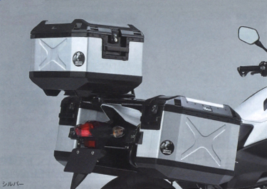 【送料無料】【Honda社外品】【HEPCO&BECKER】 XPLORER サイドケース SC30 左右セット NC750X【0sszahbsxprscolor】