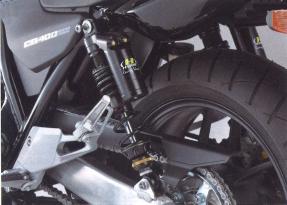【同梱不可】 【送料無料】【Honda社外品】【HYPERPRO】 ツインショックT367 ピギーバックボディ CB400【0sszc22310051】, バランスボディ研究所 819b84e5