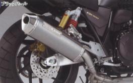 【送料無料】【Honda社外品】【MORIWAKI】 MX スリップオンマフラー CB400【0sszf1816cbco】