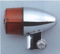 【POSH】 キャスト砲弾タイプウインカー オレンジレンズ CB1100/CB1100EX【0sszi05159833】