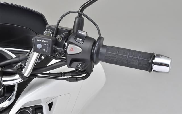 【ホンダ純正】 新型PCX 2018年モデル用 グリップヒーター 純正アクセサリー 18M JF81/KF30【08T70K96J00】